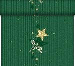 Šerpa z netkanej textílie 0,4x24m Walk of fame green