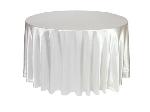 Obrus teflónový so zataveným okrajom na okrúhly stôl, priemer 140cm (10ks)