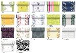 Šerpa z netkanej textílie 0,4x4,8m DIZAJN (8 roliek)