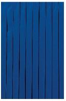 Banketové sukne z netkanej textílie tm.modré 0,72x4m (5ks)