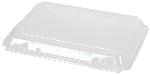 Víčko na plastovou krabičku Sushi Box, průhledné, 28x20,5x2,7cm (500ks)