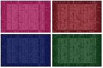 Snídaňové prostírání z netkané textilie 30x40cm Linnea (500ks)