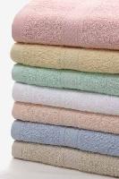 Froté uterák 400g/m2, rozmer 50x100cm (svetlé farby)