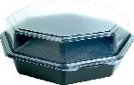 Plastová krabička Octaview 23x23x8cm objem 1300ml (180ks)