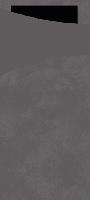Pouzdro na příbor šedé s černým ubrouskem 8,5x19cm (500ks)