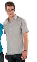 Pánska košeľa KARIN s krátkym rukávom