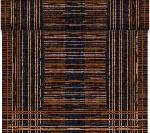 Šerpa z netkanej textílie 0,4x24m Brooklyn black AKCIA