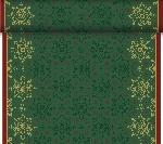 Šerpa z netkanej textílie 0,4x24m Xmas Deco green AKCIA