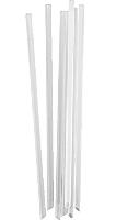 Slamky z bio plastu, dĺžka 210mm (10 000ks)