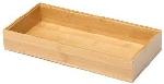 Bambusová krabička, 30x15cm (4ks)