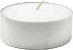 Maxi čajové svíčky, průměr 5,7cm, hoří 10 hodin (100ks)