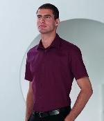 Pánska košeľa RUSLANA s krátkym rukávom