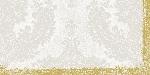 Ubrusy z netkané textilie 84x84cm Royal white (20ks)
