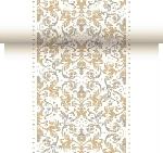 Šerpa z netkanej textílie 0,4x24m Festiva white AKCIA