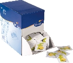Vlhčené obrúsky citrónové - v kartónovom zásobníku (6 krabičiek po 250ks)