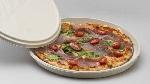 Krabica na pizzu Ecoecho, 356x356x34mm (165ks)