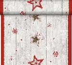 Šerpa z netkanej textílie 0,4x24m Cozy Winter (4ks)