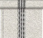 Šerpa z netkanej textílie 0,4x24m Cocina black AKCIA