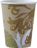 Ekologický kelímok na horúce nápoje, objem 350ml (800ks)