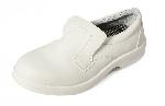 Pracovná obuv SLIPER, biela