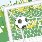 Ubrousky 33cm/3vrst. Goal (240ks)
