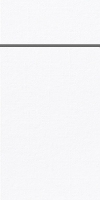 Duniletto Slim - ubrouskový obal na příbor bílý (260ks) SUPER CENA