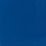 Servítky 33cm/2vrst. tmavo modré (125ks)
