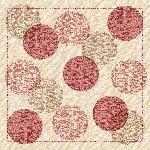 Obrusy z netkanej textílie 84x84cm Gravito (100ks)