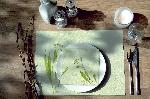 Snídaňové prostírání papírové 35x45cm Liz (1000ks)