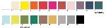 Hedvábné ubrousky Dunisoft 40x40cm (720ks) - barevné SUPER CENA