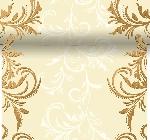 Šerpa z netkané textilie 0,4x4,8m Grace cream AKCE