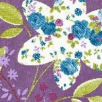 Servítka 24x24cm/3vrst. Flowery (1ks)