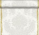 Šerpa z netkanej textílie 0,4x24m Royal white