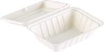 Menu box Ecoecho, objem 530ml, 185x143x62mm (300ks)