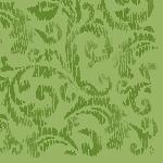 Luxusné obrúsky 40x40cm Saphira herbal green (50ks) AKCIA