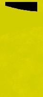 Púzdro na príbor kiwi s čiernou servítkou 8,5x19cm (500ks)