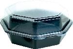 Plastová krabička Octaview 19x19x8cm objem 850ml (270ks)