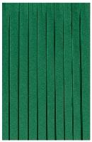 Banketové sukne z netkanej textílie tm.zelené 0,72x4m (5ks)
