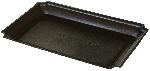 Plastová krabička Sushi Box, čierna, 27,4x19,7x2cm (500ks)