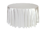 Obrus teflónový so zataveným okrajom na okrúhly stôl, priemer 150cm (10ks)