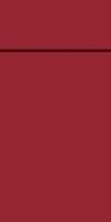 Duniletto Slim - obrúskový obal na príbor bordový (260ks) SUPER CENA