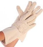 Rukavice pekařské prstové (1 pár)