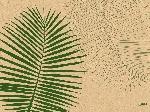 Prestieranie papierové 30x40cm Leaf (1000ks) - vyrobené z trávy