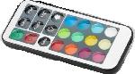 Dálkové ovládání na LED svíčky barevné (náhradní díl, 20ks)