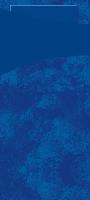 Pouzdro na příbor tmavě modré s tm.modrým ubrouskem 8,5x19cm (500ks)