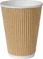 Kelímek s trojitou stěnou EcoEcho, objem 470ml (240ks)