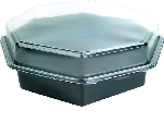 Plastová krabička Octaview 30,5x30,5x8cm objem 2500ml (75ks)