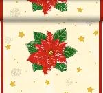 Šerpa z netkanej textílie 0,4x24m Flores