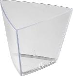 Plastové servírovací misky Tri large, rozměr 6,2x6,2x6,8cm (6x54ks)