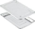 Aluminiové krabičky s alum. víčkem 52,5x32,5x3,6cm, objem 5000ml (40ks)